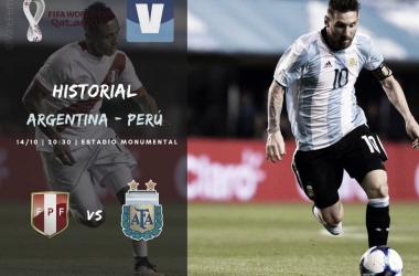 A MANO. En el último enfrentamiento entre Argentina y Perú empataron cero a cero en la Bombonera en 2017. Foto: Vavel Argentina