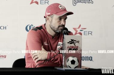 'Rafa' Puente se mostró emocionado por empezar el Clausura 2018 (Foto: Rodrigo Peña   VAVEL México)