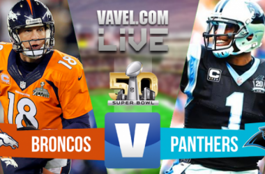Resultado Broncos 24 x 10 Panthers no Super Bowl 2016