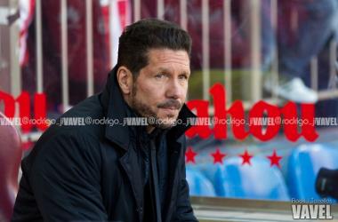 """Simeone: """"Torres y yo hemos hablado y estamos tranquilos"""""""