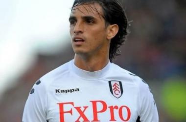 Bryan Ruiz, que após sair do Twente para o Fulham, não teve boas atuações na Inglaterra e está de volta à Holanda (Foto: teletica.com)
