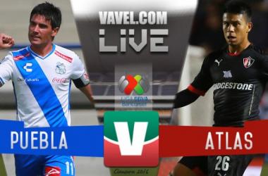 Resultado Puebla - Atlas 4-1