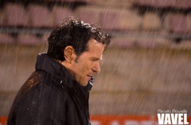Luisito es cesado en el Pontevedra CF