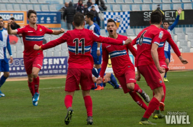 El Sabadell acusa la falta de gol