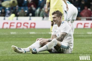 """Kroos: """"Tenemos que pensar en ganar el próximo partido y asegurarnos el segundo o tercer puesto"""""""