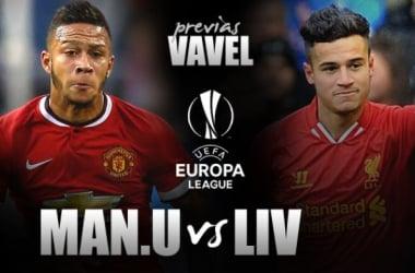 Pela Europa League, Liverpool e United fazem primeiro duelo internacional da história do clássico