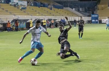 Fotografía: Cortesía Dorados de Sinaloa&nbsp;<div>(Juego del torneo apertura 2021).</div>