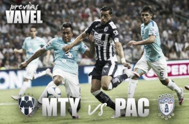 Previa Monterrey - Pachuca: por el liderato de grupo