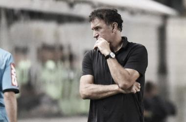 """Em clima de despedida no Santos, Cuca afirma: """"Aprendizado aqui foi grande"""""""