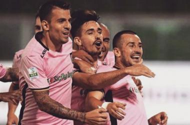 Serie B - Il Palermo schianta il Bari e si prende la vetta: 0-3 al San Nicola (Fonte foto. Lega B)