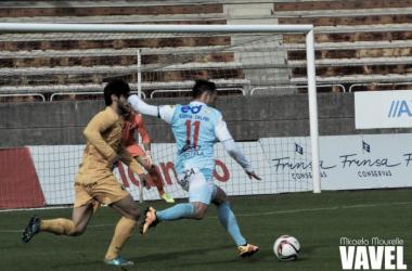Fotos e imágenes del SD Compostela 0-0 Burgos CF de la jornada 28, Segunda División B Grupo I