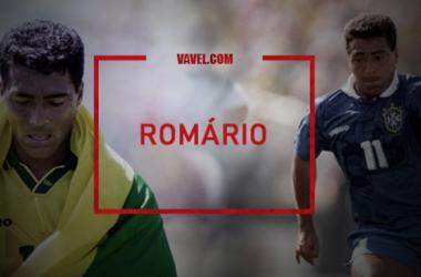 Lendas da Copa do Mundo: Romário