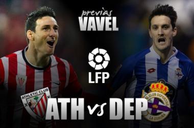 Previa Athletic de Bilbao - Deportivo de La Coruña: de cumpleaños a San Mamés