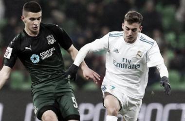 Moha mete al Juvenil A en octavos de la UEFA Youth League