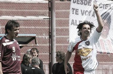 Último enfrentamiento, ganó Chacarita por 3 a 0 en el sur. Foto: Fortaleza Granate