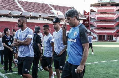 Independiente e Grêmio reeditam final da Recopa Sul-Americana após 21 anos