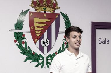 """Álvaro Aguado: """"Estoy deseando que empiece los entrenamientos para ponerme a las órdenes de Sergio"""""""