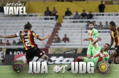 Previa FC Juárez - Leones Negros: todo listo para conseguir la clasificación
