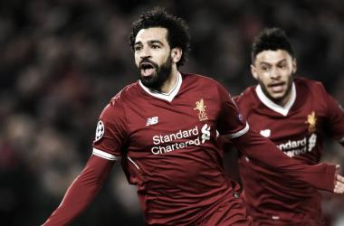 Salah, la gran amenaza Red