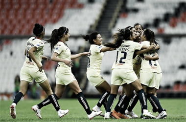(Club América | Foto: ligafemenil.mx)
