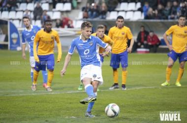 CF Badalona - Lleida Esportiu: objetivos distintos en Montigalà