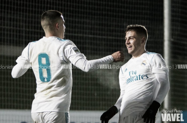 El Real Madrid Castilla cae en El Tolarín