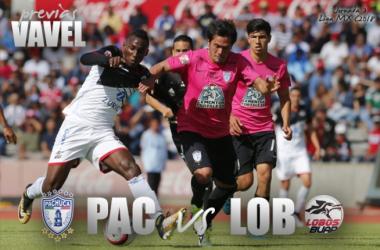 Previa Pachuca - Lobos BUAP: A buscar la victoria en casa