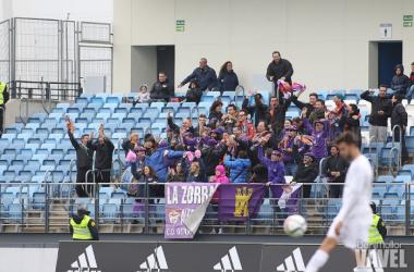 Afición del CD Guadalajara, temporada 2015/16 | Foto: Dani Mullor (VAVEL).