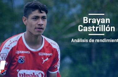 Análisis VAVEL, Independiente Medellín 2018-II: Brayan Catrillón