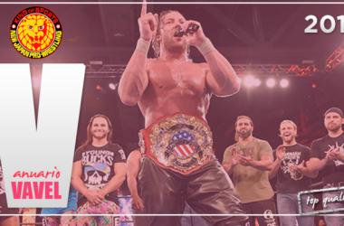 Anuario VAVEL IWGP US Heavyweight Championship 2017: el inicio de un nuevo cinturón