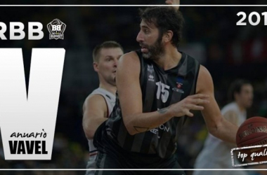 ANUARIO ACB: Bilbao Basket, un año negro | Montaje de Alvaro Garcia (VAVEL España)