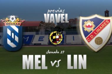 Melilla - Linares: partido crucial en la recta final