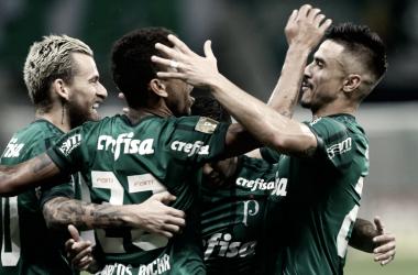 Palmeiras goleia Novorizontino e avança para semifinal do Paulistão
