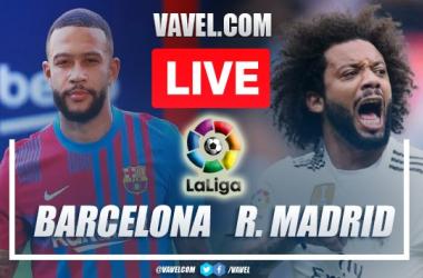 Gols e melhores momentos de Barcelona 1 x 2 Real Madrid pelo Campeonato Espanhol