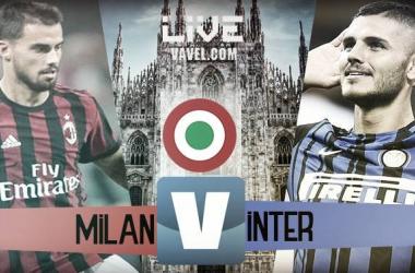Risultato Milan - Inter in diretta, LIVE Coppa Italia 2017/18 - Cutrone! (1-0)
