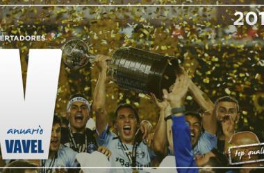 Gremio es el flamante campeón de la Copa Libertadores. Fotomontaje: (VAVEL)