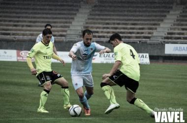 Fotos e imágenes del SD Compostela 1-1 CD Lealtad de la jornada 32, Segunda División B Grupo I