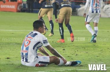 Pachuca cae en la jornada 1 ante Pumas (Foto: Aarón López/VAVEL)