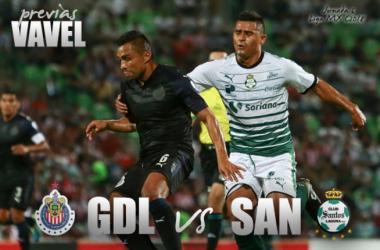 Previa Chivas - Santos: la obligación es ganar