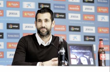 "Diego López: ""Tenemos que ser optimistas"""
