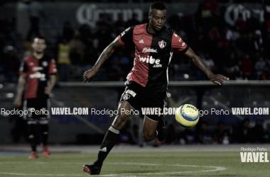 Barreiro jugó los 90 minutos en San Nicolás de los Garza | Foto: Rodrigo Peña / VAVEL