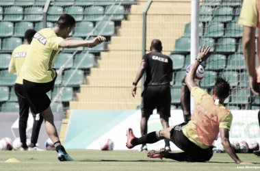 Figueira está pronto para final (Foto: Luiz Henrique / Figueirense FC)