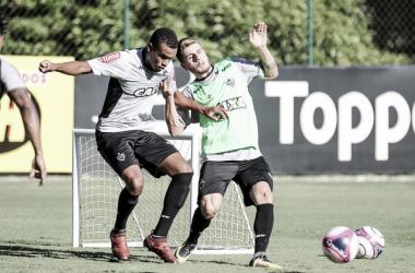 Com Tomás Andrade, Atlético-MG divulga lista de relacionados para clássico contra América-MG