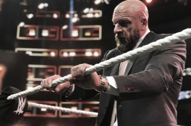 Triple H a cargo de 205 Live