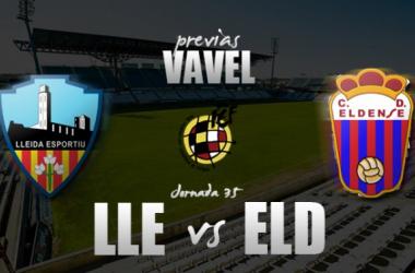 Lleida Esportiu - CD Eldense: un paso más hacia el objetivo