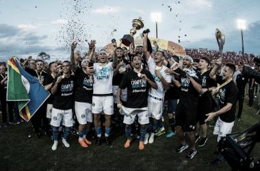 Grêmio volta vencer Brasil de Pelotas e conquista Gauchão após sete temporadas (Foto: Lucas Uebel / Grêmio FBPA)