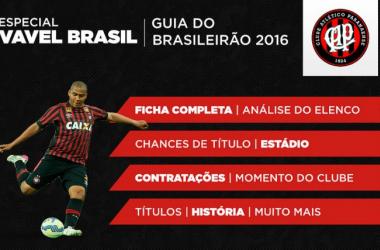 Atlético-PR 2016: melhoras recentes permitem projeções tranquilas no Brasileirão