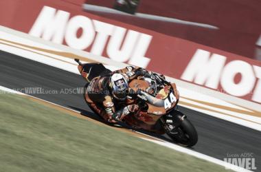 Miguel Oliveira en el GP de la Comunitat Valenciana   Foto: Lucas ADSC (Vavel España)