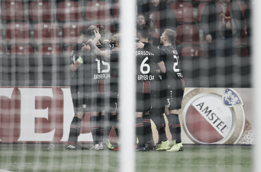 (Divulgação/Bayer Leverkusen)