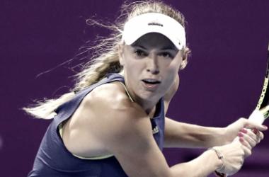 Wozniacki, Halep e Svitolina estreiam com boas vitórias no Premier de Doha